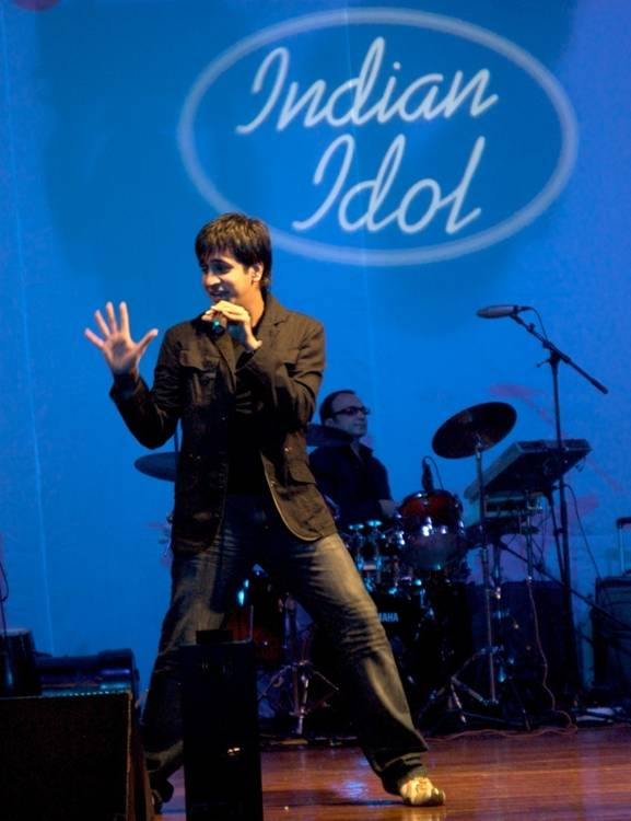 Parleen Gill Indian Idol 3