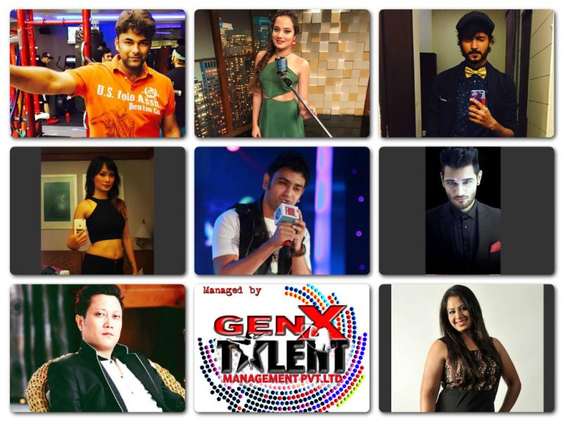 GenX Exclusive Artists